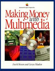 Cover of: Making Money With Multimedia | David Rosen