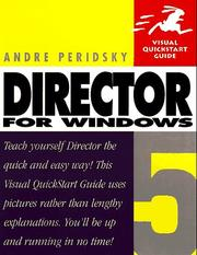 Cover of: Director 5 for Windows