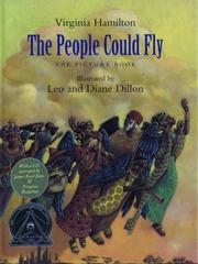 Cover of: The People Could Fly Picture Book and CD | Virginia Hamilton