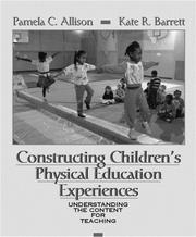 Cover of: Constructing Children