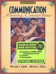 Cover of: Communication | William J. Seiler