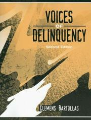 Voices of Deliquency