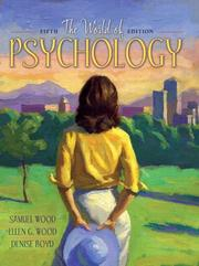 Cover of: World of Psychology (with Study Card)