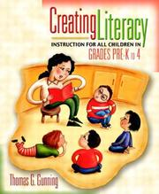 Cover of: Creating Literacy Instruction for All Children in Grades Pre-K to 4, MyLabSchool Edition