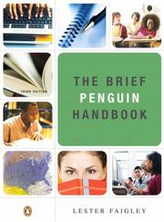 Cover of: Brief Penguin Handbook, The