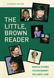Cover of: Little Brown Reader, The (11th Edition) | Marcia Stubbs