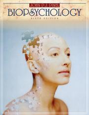 Cover of: Biopsychology with Beyond the Brain and Behavior CD-ROM and with MyPsychKit