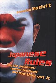 Cover of: Japanese Rules