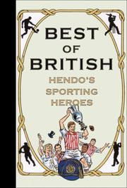 Cover of: Best of British
