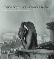 Cover of: The Gargoyles of Notre Dame