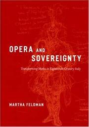 Opera and Sovereignty