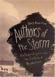 Cover of: Authors of the Storm