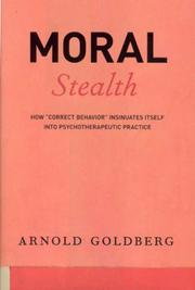 Cover of: Moral Stealth