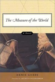 Cover of: The measure of the world