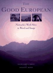 Cover of: The good European