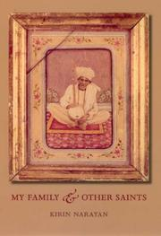 Cover of: My Family and Other Saints