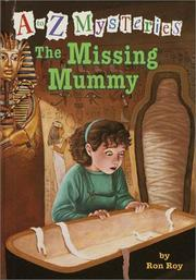 Cover of: The missing mummy