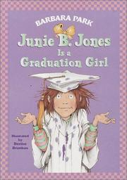 Cover of: Junie B. Jones is a graduation girl