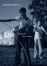 Cover of: Songs for two voices