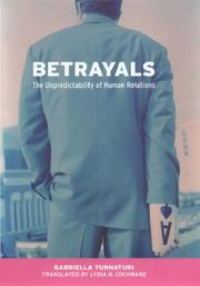 Cover of: Betrayals