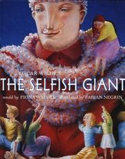 Cover of: Oscar Wilde's The selfish giant