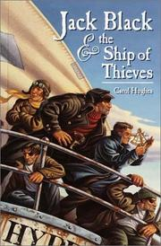 Cover of: Jack Black and the Ship of Thieves