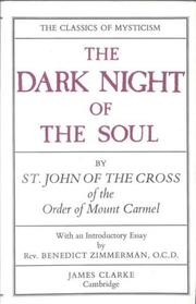 Cover of: Dark Night of the Soul P by John of the Cross