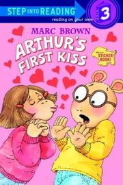 Arthur's first kiss by Marc Tolon Brown