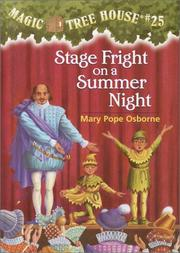 Cover of: Stage Fright on a Summer Night
