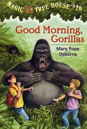 Cover of: Good morning, gorillas