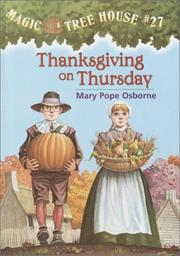 Cover of: Thanksgiving on Thursday