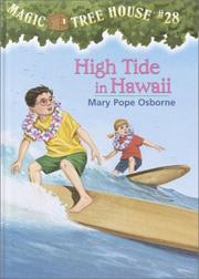 Cover of: High Tide in Hawaii