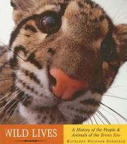 Cover of: Wild lives