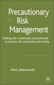 Precautionary Risk Management