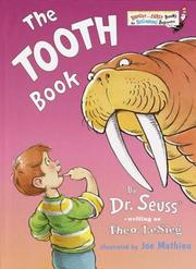 Cover of: The tooth book