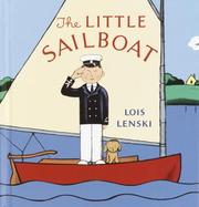 Cover of: The little sail boat