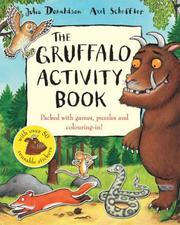 Cover of: The Gruffalo Activity Book