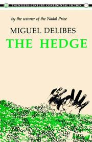 Cover of: The Hedge
