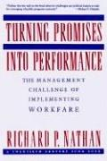Cover of: Turning promises into performance