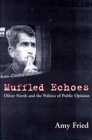 Cover of: Muffled echoes