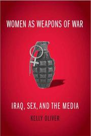 Cover of: Women as Weapons of War