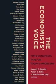 Cover of: The economists' voice