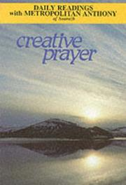 Cover of: Creative Prayer (Modern Spirituality)
