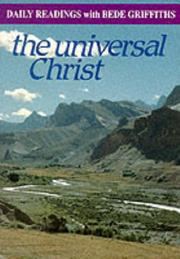 Cover of: The Universal Christ