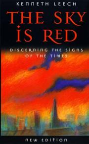 Cover of: The Sky Is Red: Discerning the Signs of the Times