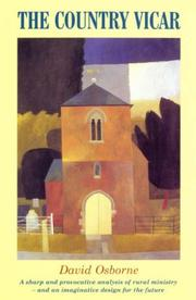 Cover of: The Country Vicar | David Osborne