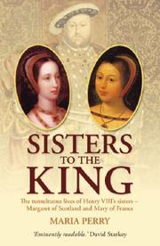 Cover of: Sisters to the King
