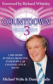Cover of: Countdown Puzzle Book 3 | Michael Wylie