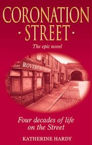 Cover of: Coronation Street | Katherine Collier