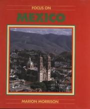 Cover of: Mexico-Focus on